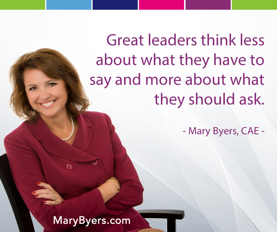 relevant thoughts great leaders mary byers cae