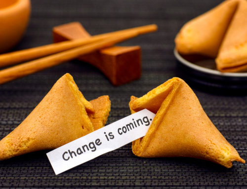 Change Is Coming … Ignore At Your Own Risk!